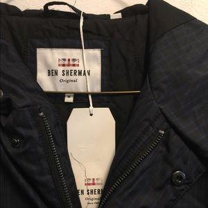 Ben Sherman Spring Coat Medium NWT
